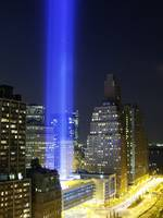 September 11th Tribute in Light