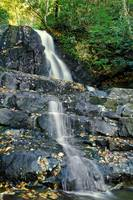 Laurel Falls Smokey Mountains