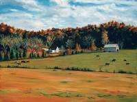 Farm In The Fall
