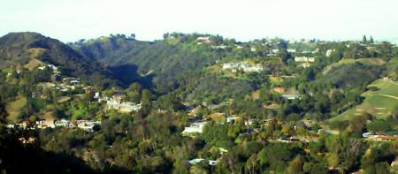 A View From the Getty 0750