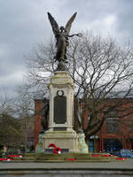 War Memorial, Burton on Trent (13255-RDA)