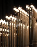 Lights At Los Angeles County Museum of Art 0773