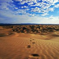 """Glamis Footprints"" by Shutterbug2"
