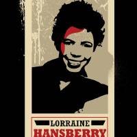 """Lorraine Hansberry"" by becre8tive704"