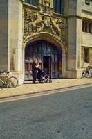 Cambridge, late Spring 4 by Priscilla Turner
