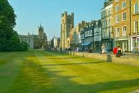 Cambridge, late Spring 16 by Priscilla Turner