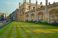 Cambridge, late Spring 18 by Priscilla Turner