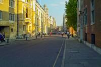 Cambridge, late Spring 20 by Priscilla Turner