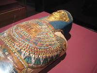 Mummy at Nubian Museum