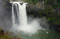 Snoqualmie Falls by Carol Groenen