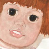 Baby Crissy by Ideal Art Prints & Posters by Jennifer Mazur