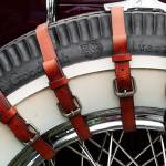 Rubber and Leather - 1929 Sport Phaeton Cadillac by James Howe