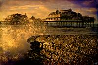 West Pier Splash
