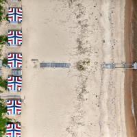 Aerial-304 by George Riethof