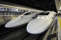 Japanese high-speed train Shinkansen