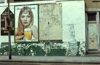 Have a Cool Blonde Harp, London, 1966