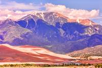 The Great Sand Dunes in Color