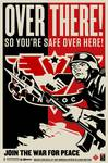 INGSOC 1984 Over There Posters