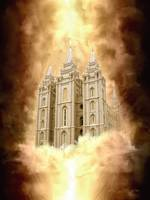 Salt Lake Temple Version 3