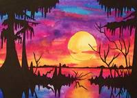 Sunset Swamp
