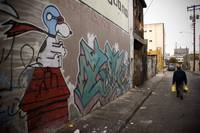 Snoopy's Alley - Tijuana, Mexico - 2007