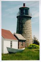 Monhegan island Lighthouse, Maine