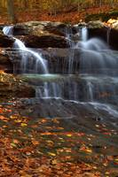 Cagles Mill Falls #3 (IMG_8860a) by Jeff VanDyke