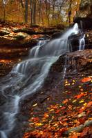 Cagles Mill Falls #6 (IMG_8870a) by Jeff VanDyke