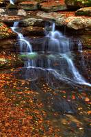 Cagle Mill Falls #12 (IMG_8903a) by Jeff VanDyke