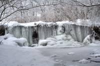 Brouilletts Creek Waterfall (IMG_9471) by Jeff VanDyke
