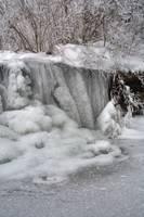 Brouilletts Creek Waterfall (IMG_9481) by Jeff VanDyke