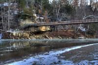 Suspension Bridge (IMG_9298) by Jeff VanDyke