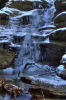 Bear Hollow Waterfall (IMG_9362) by Jeff VanDyke