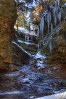 Trail 3 Icicles (IMG_9410) by Jeff VanDyke