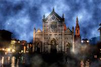 The Basilica di Santa Croce in Italy