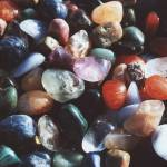 Gemstones Gathering by Nancy Shewchuk