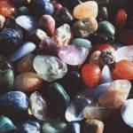 Gemstones Gathering by Nancy Shewchuk