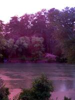 Sunset on the Chattahoochee