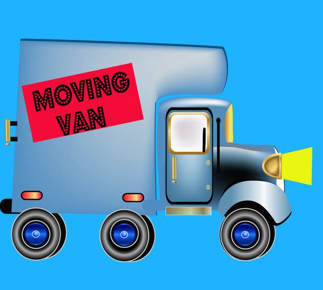Alvin the Moving Van