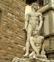 Hercules and Cacus 3