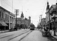 Park Street Alameda California c1910 by WorldWide Archive