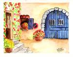 Mediterranean Stable Door