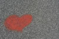 Heart on the street