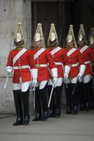 The Queen's Life Guard - The Household Cavalry Mou