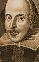 William Shakespeare Droeshout Portrait