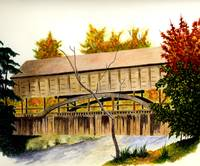 Covered Bridge (Fall)