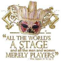 As You Like It Stage Quote