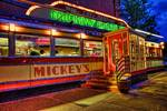 Mickey's Dining Car