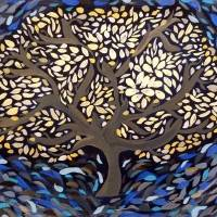 tree of gold by Louise Dionne