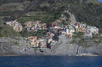 Manarola by sea